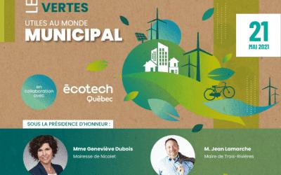 Rendez-vous des technologies vertes – 2020