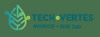 Logo Tech - Vertes